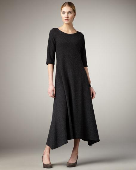 Long Knit Dress, Pette