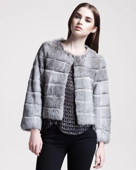Jahan Rabbit Jacket