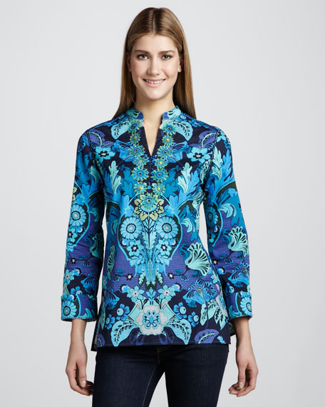 Diane Tunic Blouse