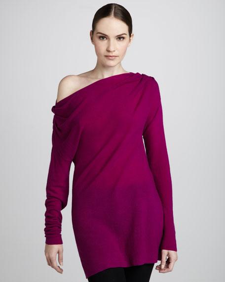 Devanna Merino Tunic Sweater