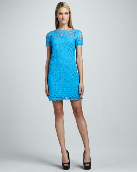 Marie Kate Lace Dress
