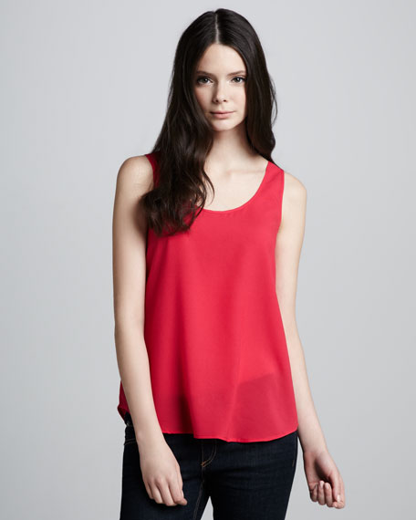 Flash Fancy Loose Tank