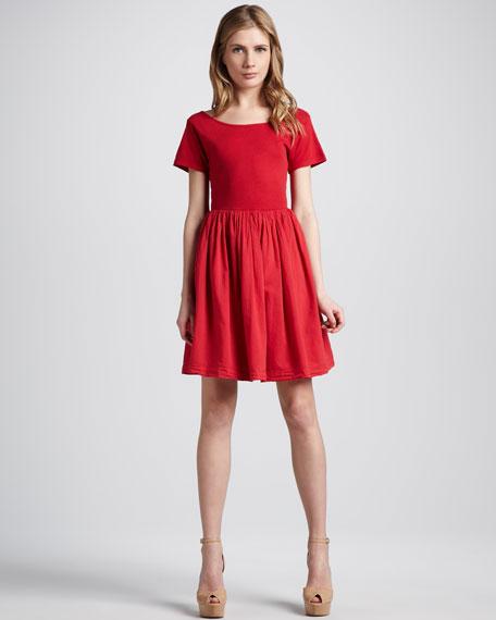 Samba A-Line Dress