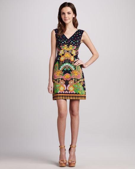 Sweet Jane Printed Dress