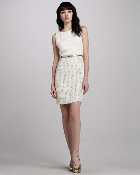 Moira Combo Dress