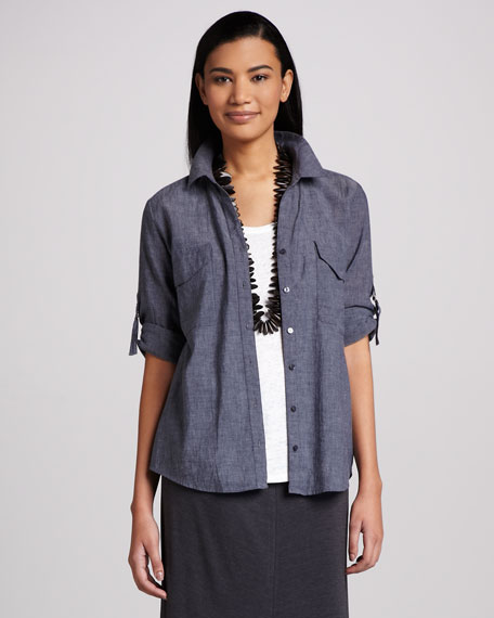 Breeze Chambray Shirt