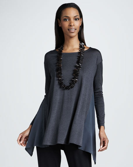Silk Cotton Long Tunic