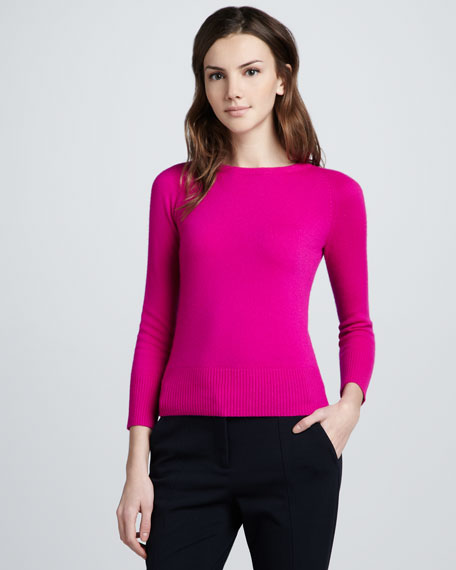 Noa Two-Color Sweater