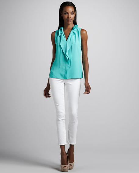 Miranda Cropped Skinny Jeans