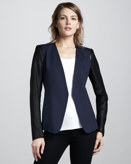Pryor Two-Tone Blazer