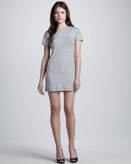 Gessi Striped Knit Dress