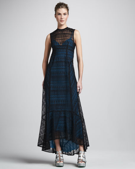 Appaloosa Long Dress