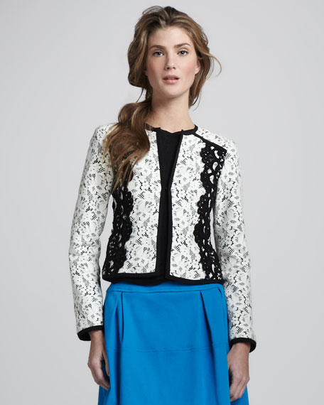 Spectacle Lace Jacket