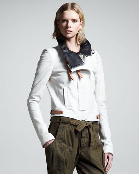 Shaw Leather Jacket