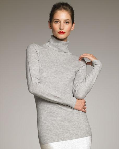 Merino Turtleneck Sweater