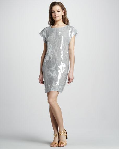 Mick Sequin Dress