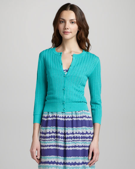Holyoke Knit Cardigan