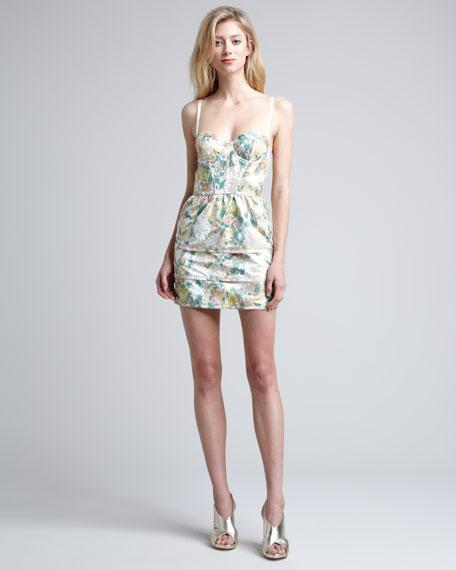 Daphne Tiered-Skirt Dress