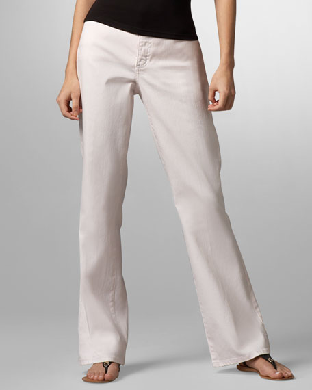 Sarah Boot-Cut Jeans, Petite