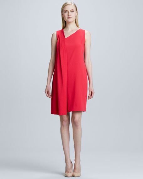 Juna Asymmetric Draped Dress