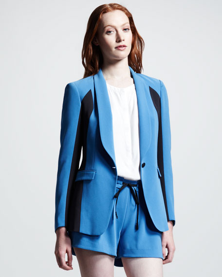 Jefferson Colorblock Blazer
