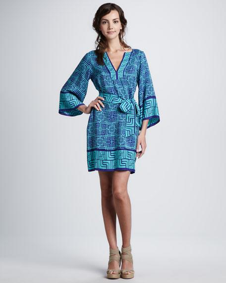 Carolina Tie-Waist Dress