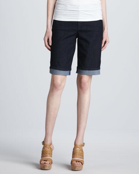 Nicolette Cuff Jean Shorts