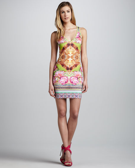 Fools Gold Printed Dress