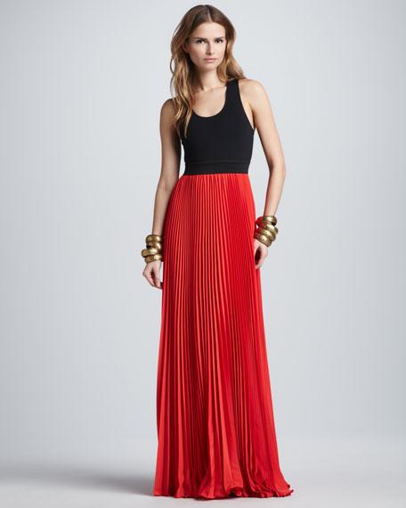 Zabrina Racerback Maxi Dress