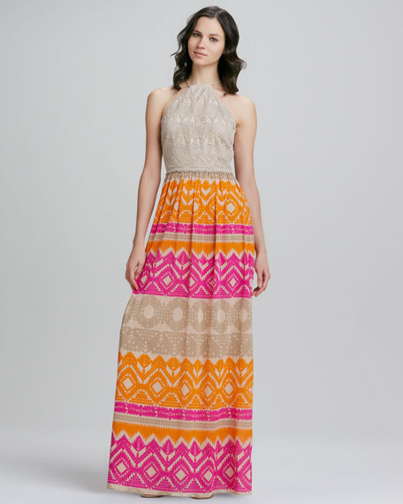 Anargosa Maxi Dress