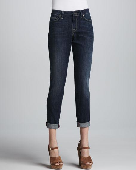 Glory Slim Boyfriend Jeans