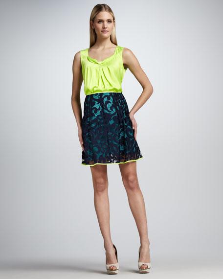 Alexandra Lace Skirt