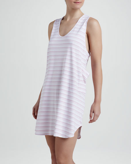 Bayhead Striped Interlock Chemise