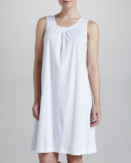 Carla Jersey Short Nightgown