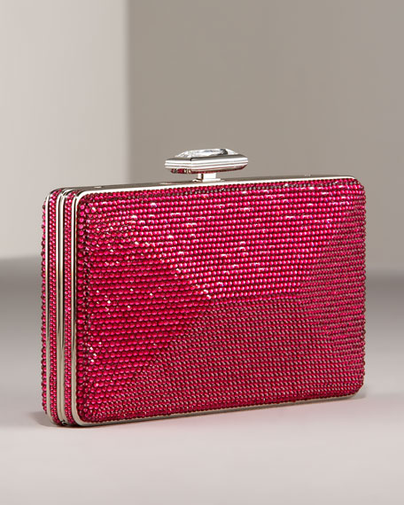 Diamond Box Minaudiere