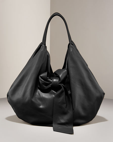 360 Nappa Bow Hobo