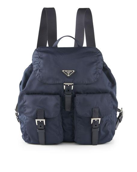 Nylon Backpack, Small