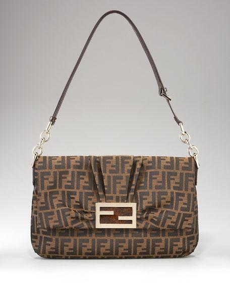 Mia Flap-Top Shoulder Bag