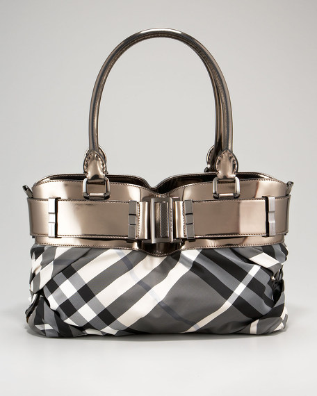 Knotted Small Healy Shoulder Bag
