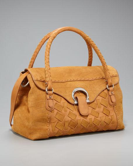 Мужская сумка планшет Salvatore Ferragamo 3 разм купить в