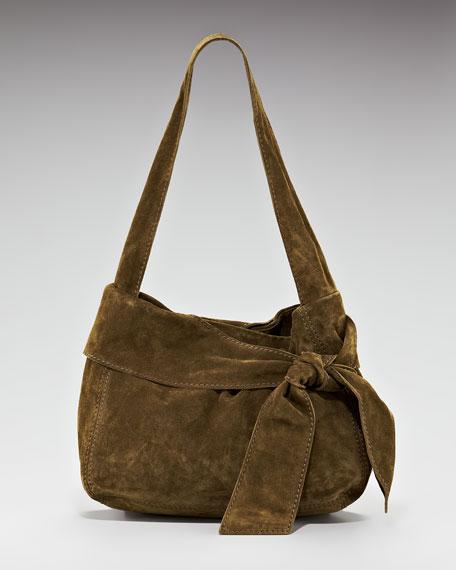 Daphine Suede Shoulder Bag