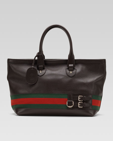 Gucci Heritage Large Tote