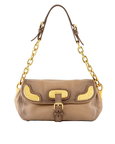 Cervo Antik Chain Shoulder Bag