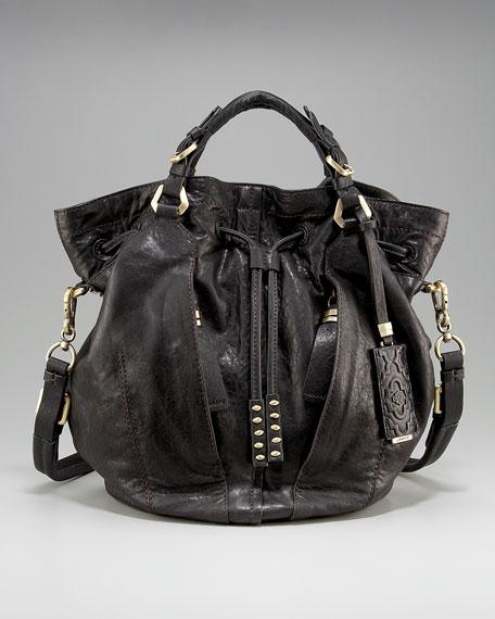 Gwen Drawstring Shoulder Bag