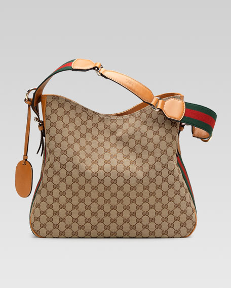Gucci Heritage Medium Shoulder Bag