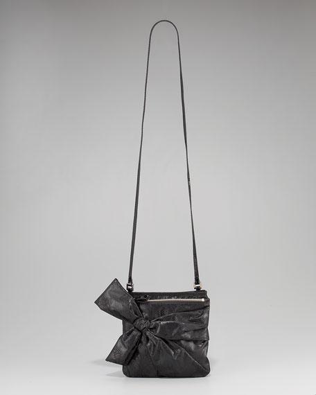 Small Bow Crossbody Bag