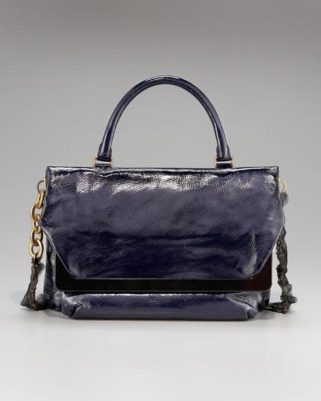 Nuage Flap-Top Shoulder Bag