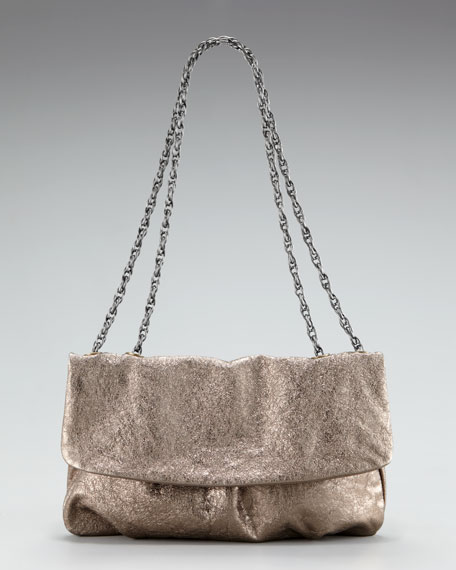 Emory Metallic Shoulder Bag