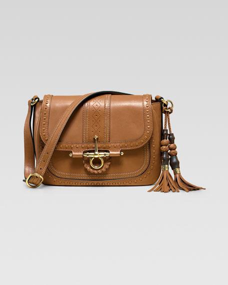Snaffle Bit Medium Shoulder Bag