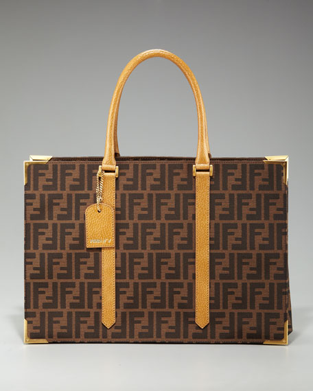Classico East-West Tote